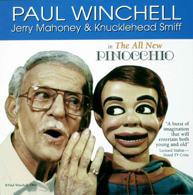 paul winchell height
